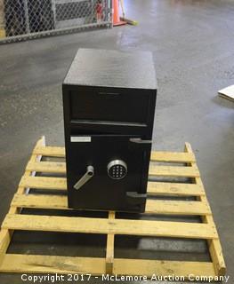Bluedot Undercounter Safe with Electronic Keypad Lock