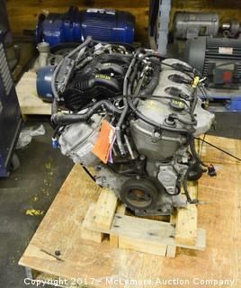Duratec V6 Engine