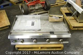 """LoLo 48"""" Flattop Gas Griddle"""