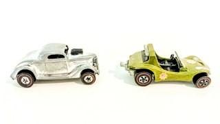 "Mattel ""Redline"" Hot Wheels Collectible Cars"