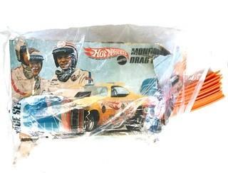 Vintage Hot Wheels Mongoose & Snake Drag Racing Set