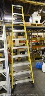 Werner Fiberglass A-Frame Ladder
