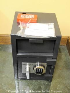 SentrySafe Touch Pad Entry with Night Deposit Slot