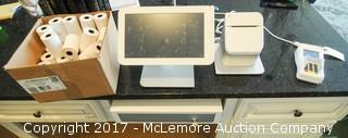 Clover POS System with Terminal, Card Swipe Device, Printer and Cash Drawer