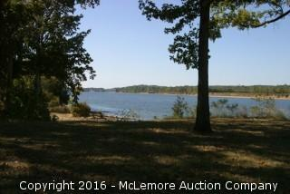2.569 ± Acres with 434' ± Frontage on the Tennessee River