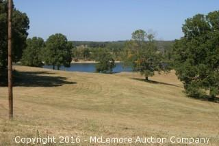 5.000 ± Acres with Panoramic Views of the Tennessee River