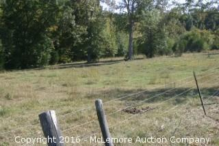 5.000 ± Acres with Cove Frontage