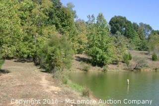 13.500 ± Acres with Private Lake - NOW SELLING ABSOLUTE
