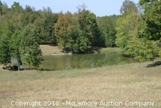 15.450 ± Acres with Private Lake