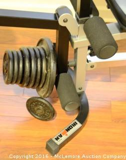 Ironman M – Fidl Weight Machine Including Weights