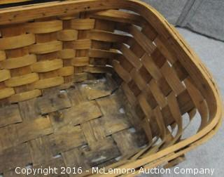 Picnic Basket by Basketville of Putney, Vermont