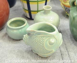 Assortment of Ceramic and Pottery Items