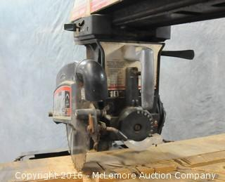 Sears Craftsman 2HP Radial Arm Saw