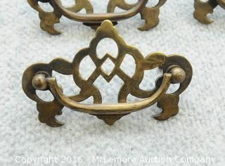 10 Decorative Vintage Drawer Pulls