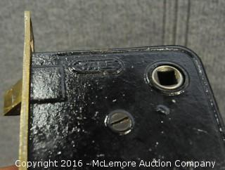 3 Antique Door Locks