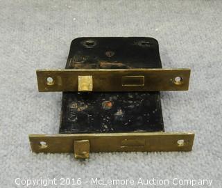 2 Antique Door Locks