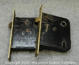 2 Antique Door Locks