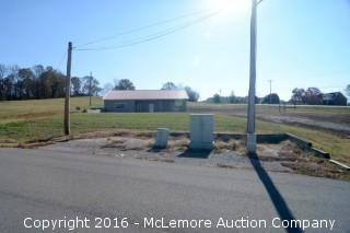 2,160± sf Building Zoned C-1 on 1.00± Acres