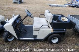 EZGO Electric Golf Cart