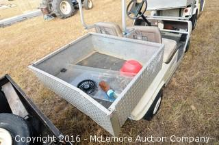 Club Car Electric Golf Cart