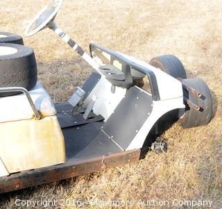 EZGO Electric Golf Cart