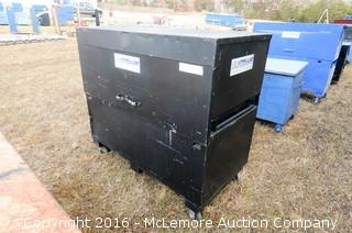 Knack Job Site Box with Casters