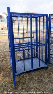 Oxygen Acetylene Cage