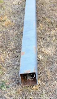 30 Foot Metal Light Pole
