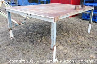 Metal Welding Work Table