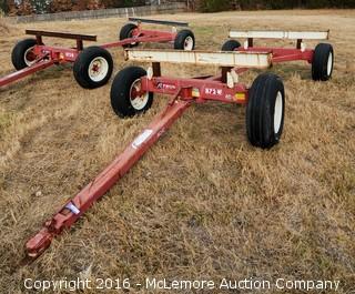 EZ-Trail 872W Farm Wagon