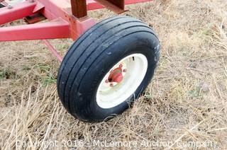 EZ-Trail 872W Farm Wagon Trailer