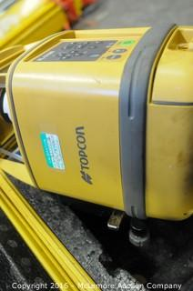 Topcon RL-VH2A Rotating Laser Level with Case