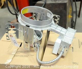 "6 Cooper Industries 6"" CFL DIMM Multi Stilt 32W 120V 4 Pin DRPL"