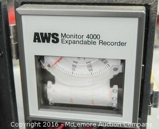 AWS Monitor 4000 Expandable Recorder