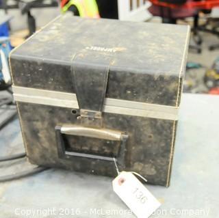Amprobe Vari-speed Recorder A.C. Voltmeter Recorder