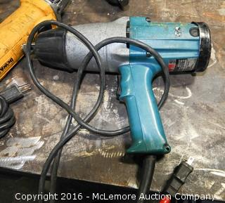 5 Electric Hand Tools