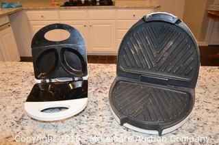 Set of Electric Grills