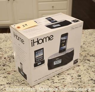Ihome System - New in Box