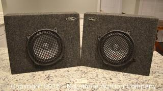 Set of Automotive Speakers by Audio Craft