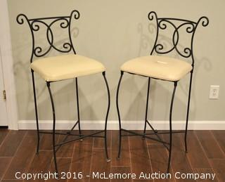 Set of Spectator Chairs