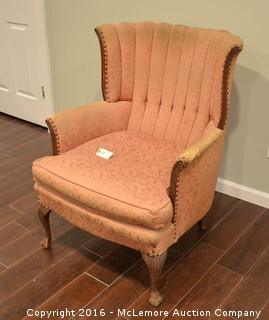 Ball & Claw Style Armchair