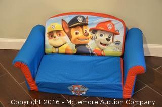 Paw Patrol Miniature Sofa