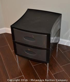 Plastic Stack able Drawers