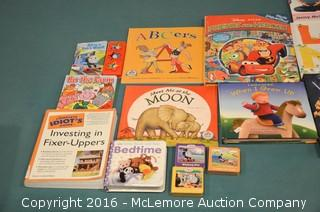 Assortment of Children's Books
