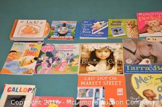 Assortment of Children's Books