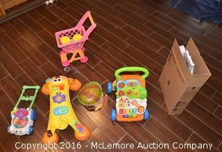 Assortment of Children's Toys