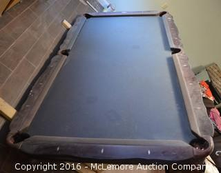 Slate Billiard Table by American Heritage