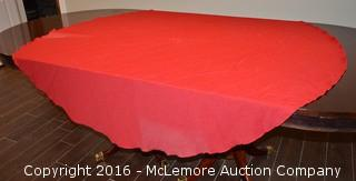 "70"" Round Tablecloth"