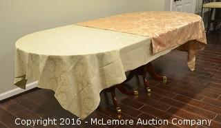 Set of Rectangular Table Cloths