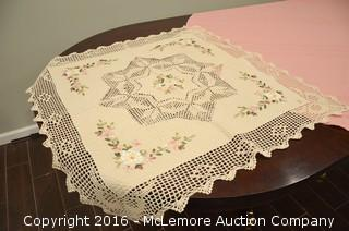 Set of Table Cloths